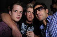 Pete Oman, Jack Lynch, Kris Hrisovulos