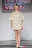 Fame Rocks Fashion Week 2012 Part 11 #279