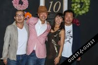 EN Japanese Brasserie 10th Anniversary Celebration #16