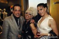P.R.RENATO CAPARELLA,TV HOSTESS COGNAC WELLERLANE,AND MRS.NEW YORK YULIA GURTIN