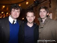 Richard Blakeley, Charles Forman, David Karp