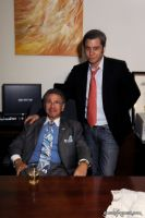 Dr.R.Richard Leinhardt and Brad Leinhardt, Izzy Gold founder