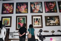 `Art Crowd Clusters' Opening at gGallery #1