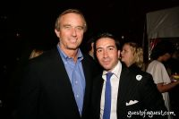 Robert F. Kennedy, Jr. and guest