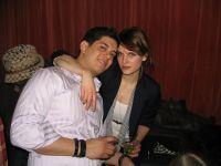 Rogelio Castillo and Elise Rossignol