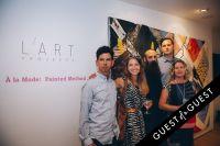 L'Art Projects Presents À la Mode: Painted Method #91