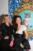 Cat Art Show Los Angeles Opening Night Party at 101/Exhibit #29