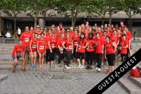 The 2015 American Heart Association Wall Street Run & Heart Walk #55