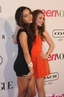 9th Annual Teen Vogue 'Young Hollywood' Party Sponsored by Coach (At Paramount Studios New York City Street Back Lot) #28