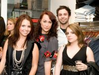 Sarah Flemming, Amanda Parenti, Joseph Macaluso, Amelie Cloarec