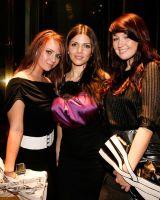 Sarah Flemming, Valeria Tignini, Kristina Boggs