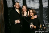 the girl in the center is Sarah Owen... An up and coming painter and designer who was instrumental in the event