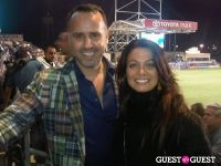 Scott Buccheit and Renata Merriam at Chicago Fire Stadium