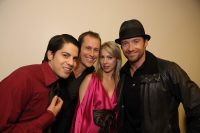 Michael Arguello, Sean Wormsbecker, Iren Kossintseva, Hugh Jackman