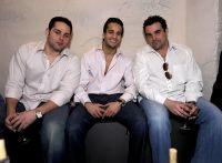 Shai Benhamou, Dr. Shawn Sadri, Seth Semilof