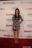 9th Annual Teen Vogue 'Young Hollywood' Party Sponsored by Coach (At Paramount Studios New York City Street Back Lot) #93