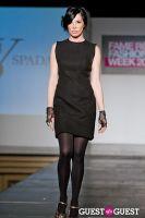Fame Rocks Fashion Week 2012 Part 11 #255