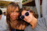 Tia Walker (left)
