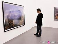 Kim Keever opening at Charles Bank Gallery #113