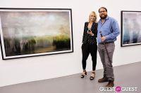 Kim Keever opening at Charles Bank Gallery #161
