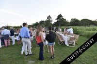 Cointreau & Guest of A Guest Host A Summer Soiree At The Crows Nest in Montauk #16