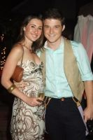 Amy Dietz, Sean Patrick Murray