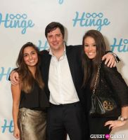 Arrivals -- Hinge: The Launch Party #199