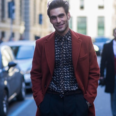 The Most Stylish Guys At Milan Men's Fashion Week 2016