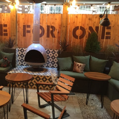 Free Coffee! TOMS NoLIta Gives Back When You Help The Homeless
