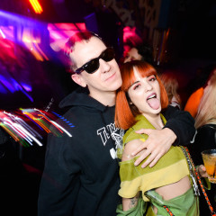 As Usual, Jeremy Scott Hosts The Wildest Rager Of NYFW