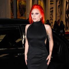 Lady Gaga's NYFW Looks Totally KILLED IT This Season