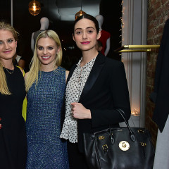 Emmy Rossum Stuns At The Women Of Substance Underground Supper Club