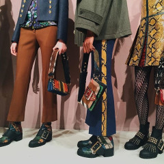 Instagram Round Up: The Best Of Burberry AW 2016