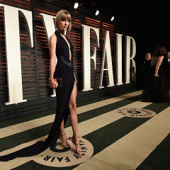 Best Dressed Guests: Our Favorite Looks At The 2016 Vanity Fair Oscar Party