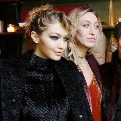 Gigi & Bella Hadid Celebrate Big Sis Alana's New Collaboration With Lou & Grey