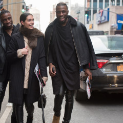 New York Fashion Week Street Style: Day 1