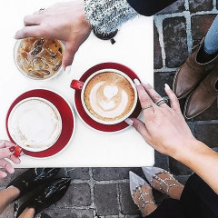 5 Downtown Coffee Shops To Stylishly Recharge