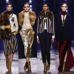 Instagram Round Up: 10 Things To Know About Dries Van Noten's AW16 Show