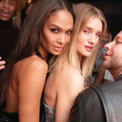 Jessica Alba, Joan Smalls & Bella Hadid Party At Up&Down Pop-Up In Paris
