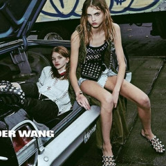 #WANGSQUAD: Your First Look At The Star Studded SS16 Campaign