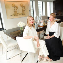 The Scentual Sisters Behind Fashion's Favorite Fragrances, 12.29
