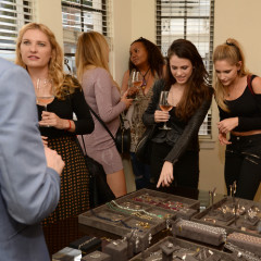 Jade Jagger Unveils Latest Jewelry Collection At The Chateau Marmont