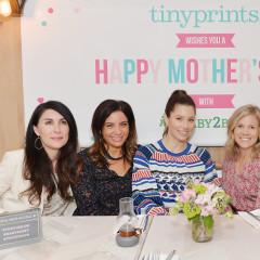 Jessica Biel, Rachel Zoe & Kelly Rowland Got Together For A Chic Mommy Date