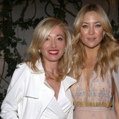 Kate Hudson Celebrates Mother's Day Early At Her Screening In NYC