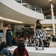Inside The Prom Preview Runway Show At The Shops At Montebello