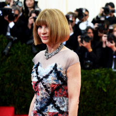 Every Outfit Anna Wintour Has Ever Worn To The Met Gala