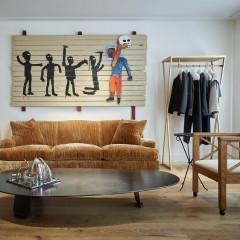 Look Inside Mary-Kate & Ashley Olsen's New Art-Filled Townhouse