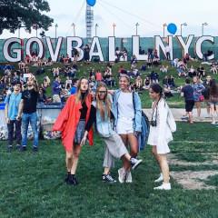 Instagram Round Up: #GovBallNYC Takes Over Randall's Island