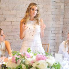 Lucrezia Buccellati & W Magazine's Rickie de Sole Co-Host Luncheon To Launch Opera Color Collection
