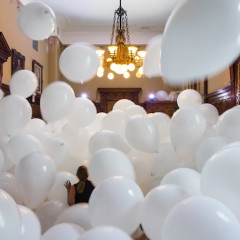 Martin Creed Will Delight & Disgust You At His Major Park Avenue Armory Exhibit